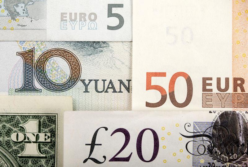 Yen gains Yuan falls as Hong Kong tensions muddy trade progress