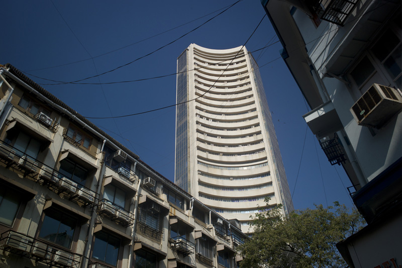India stocks higher at close of trade; Nifty 50 up 0.61%