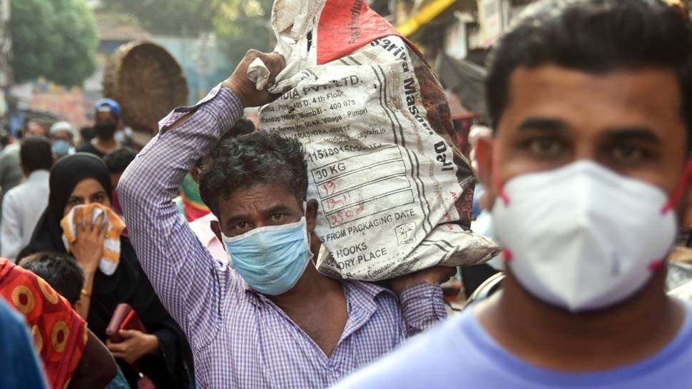 India's migrant workers face long walk home amid coronavirus lockdown