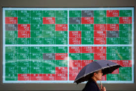 Asian stocks suffer, Treasury yields plumb new depths as virus spreads
