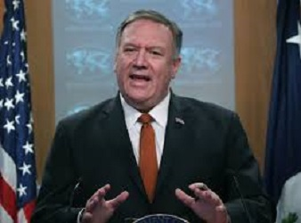 US Secretary of State Mike Pompeo to visit India next week for strategic talks