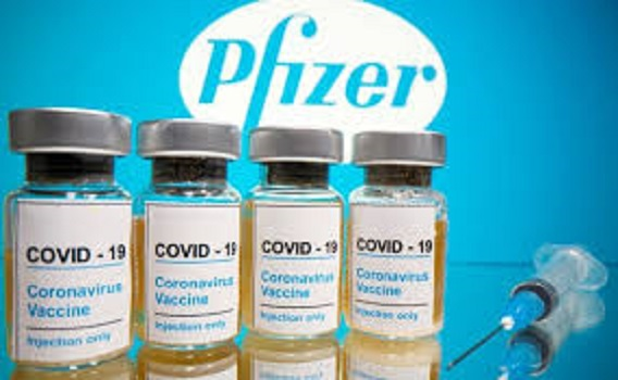 Pfizer files for covid-19 vaccine approval
